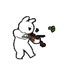すこぶる動くウサギ6(個別スタンプ:17)