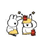 すこぶる動くウサギ6(個別スタンプ:20)