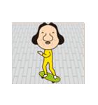 【動く】スタントさん(個別スタンプ:04)