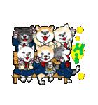 秋田犬LOVE(個別スタンプ:1)