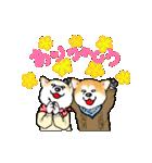 秋田犬LOVE(個別スタンプ:6)