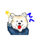 秋田犬LOVE(個別スタンプ:17)