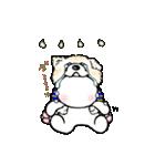 秋田犬LOVE(個別スタンプ:21)