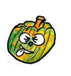 かわいいかぼちゃたち