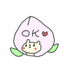 モモちゃんに贈るくまスタンプ Momo(個別スタンプ:36)