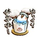 冬・インコちゃん(個別スタンプ:07)