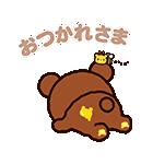 リラックマ~とびだすチャイロイコグマ♪~(個別スタンプ:10)