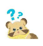 アニメ「うどんの国の金色毛鞠」(個別スタンプ:13)