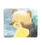 アニメ「うどんの国の金色毛鞠」(個別スタンプ:29)
