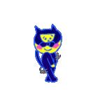 スーパーネコ・このドロボウネコ・鬼ネコ(個別スタンプ:08)