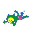 スーパーネコ・このドロボウネコ・鬼ネコ(個別スタンプ:11)