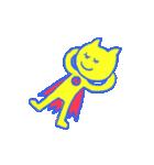 スーパーネコ・このドロボウネコ・鬼ネコ(個別スタンプ:18)