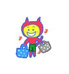 スーパーネコ・このドロボウネコ・鬼ネコ(個別スタンプ:23)