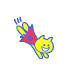 スーパーネコ・このドロボウネコ・鬼ネコ(個別スタンプ:29)