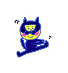 スーパーネコ・このドロボウネコ・鬼ネコ(個別スタンプ:36)