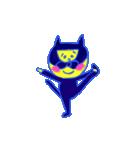 スーパーネコ・このドロボウネコ・鬼ネコ(個別スタンプ:40)