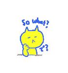 ネコだけにゃー(個別スタンプ:19)