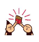 ポテトの恋人(個別スタンプ:03)