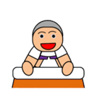 子供のスポーツクラブ(体操,サッカー,水泳)(個別スタンプ:9)