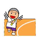 子供のスポーツクラブ(体操,サッカー,水泳)(個別スタンプ:12)