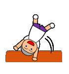 子供のスポーツクラブ(体操,サッカー,水泳)(個別スタンプ:13)