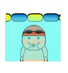 子供のスポーツクラブ(体操,サッカー,水泳)(個別スタンプ:18)