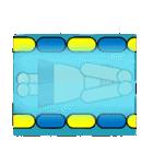 子供のスポーツクラブ(体操,サッカー,水泳)(個別スタンプ:22)