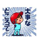 100% 赤ヘル 2 【広島弁編】(個別スタンプ:15)