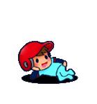 100% 赤ヘル 2 【広島弁編】(個別スタンプ:32)