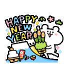 ゆるくま22 冬!!(個別スタンプ:37)