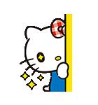 飛び出すハローキティ!~ラブリー編~(個別スタンプ:06)