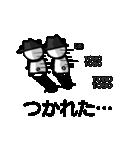 帽子パンダwith Friend(個別スタンプ:36)
