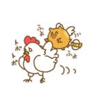 (猪)イノチキライフ2 ~チキン寄り~(個別スタンプ:14)