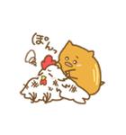 (猪)イノチキライフ2 ~チキン寄り~(個別スタンプ:15)