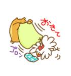 (猪)イノチキライフ2 ~チキン寄り~(個別スタンプ:36)