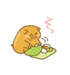 (猪)イノチキライフ2 ~チキン寄り~(個別スタンプ:39)