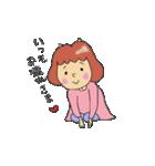 鬼嫁専用のかわいいスタンプ(個別スタンプ:07)