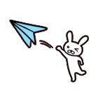 シロウサギのミミ 日常編(個別スタンプ:36)