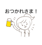 ゆるめなあづさ(個別スタンプ:09)