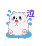ポメラニアン☆ぽちゃんの日常会話(個別スタンプ:26)