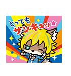 動く♪SHOW BY ROCK!!(個別スタンプ:9)