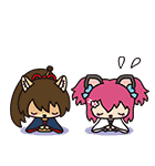 動く♪SHOW BY ROCK!!(個別スタンプ:12)