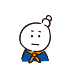 しらたマン(ヒダカマコト バージョン)(個別スタンプ:32)