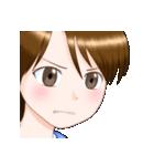 夏服ポニテJKちゃん(個別スタンプ:27)
