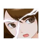夏服ポニテJKちゃん(個別スタンプ:33)