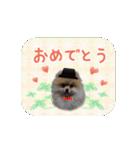 ぽめまるくん4~実写版~(個別スタンプ:13)
