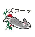 もふもふウサギ 2(個別スタンプ:35)