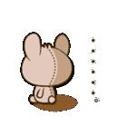 縫い目ウサギの日常会話(個別スタンプ:29)