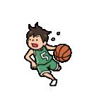 Do your best. バスケットボール部(個別スタンプ:07)