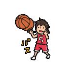 Do your best. バスケットボール部(個別スタンプ:10)